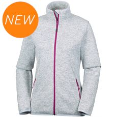 Women's Valley Ridge Full Zip Fleece