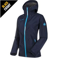 Women's Dammastock HS Hooded Jacket