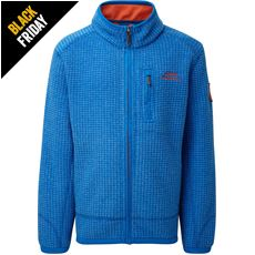 Kids' Goby Full Zip Grid Fleece Jacket