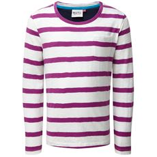Kids' Evie Striped Jersey T-Shirt