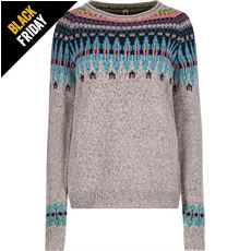 Women's Kara Fair Isle Jumper
