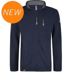 Men's Alfie Full Zip Technical Soft Knit