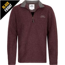 Men's Morle ¼ Zip Neck Grid Micro Fleece