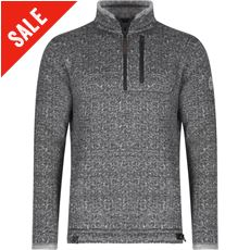 Men's State ¼ Zip Soft Knit Fleece Sweatshirt