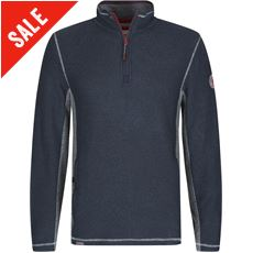 Men's Vaileo ¼ Zip Fleece Lined Macaroni™ Sweatshirt