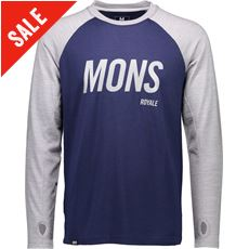 Men's Coreshot Raglan LS