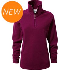 Women's Delia Half-Zip Fleece