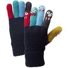 Kids' Puppet Gloves