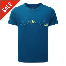 Men's Heartline Merino T-Shirt