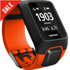 Adventurer HR Music GPS Multi-Sports Watch