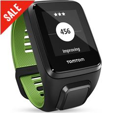Runner 3 HR Music with Headphones GPS Watch (Small)
