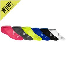 Invisible Socks (6 Pair Pack)