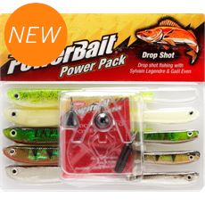 Powerbait Drop Shot Pro Pack