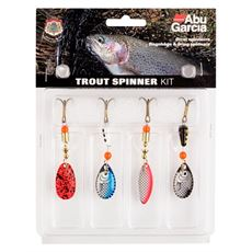Lure Asst Pack Trout Spinner