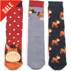 Binky Children's Socks (3 Pair Pack)