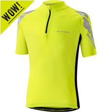 Youth Nightvision Short Sleeve Jersey