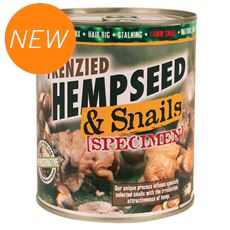 Hemp Snails Specimen Tin 700g