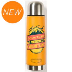 Made for the Mountains Flask (500ml)