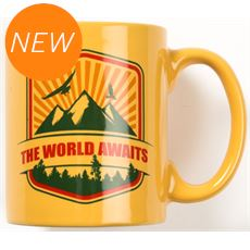 World Awaits Mug