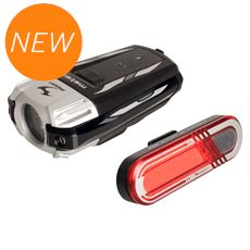 Meteor C1 / Crescent Bike Light Set