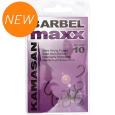 Barbel Maxx Hook Size 9 10pk