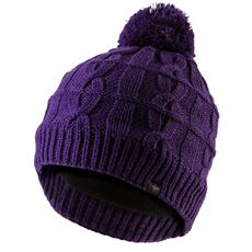 SealSkinz Waterproof Cable Knit Bobble · Discount Card Price