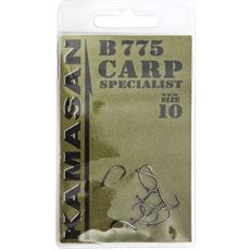 Carp Specialist Hook B775 Barbed Size 8 10pk