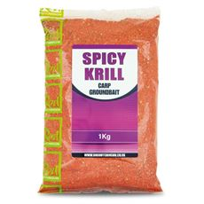 Spicy Krill Feeder Mix
