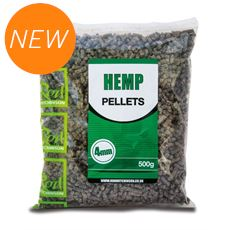 Hemp Pellets 4mm
