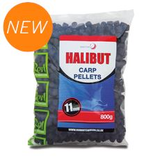 Scretting Halibut Pellets 11mm