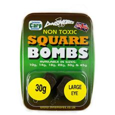 Square Bombs Non Toxic 30g