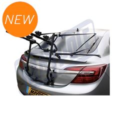 Rear Mounted 3 Bike Carrier (with Easy-Fit Cradles and Straps)