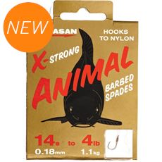 Animal Barbed XStrong HTN Size 10