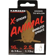 Animal Barbless Light HTN Size 16