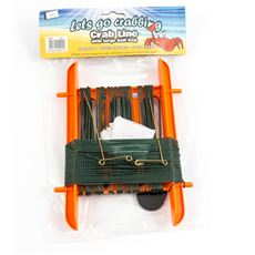 Crab Line Large No Hooks Pack