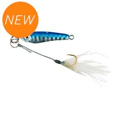 Rock Buddy Micro Hokki LRF Jig 42mm 5g Blue