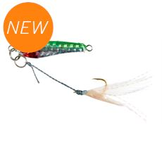 Rock Buddy Micro Hokki LRF Jig 42mm 5g Green