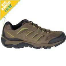 Men's White Pine Low Vent Waterproof Shoes