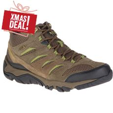 Men's White Pine Mid Vent Waterproof Boots