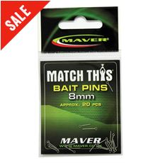 Match This 8mm Bait Pins