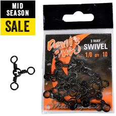 Devil's Own 3-Way Swivel Size 2