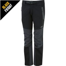 Women's Baru Tech Softshell Trousers (Short)