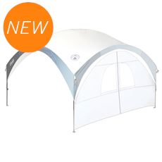 FastPitch™ Shelter Sunwall with Door