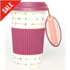 Ceramic Travel Mug (350ml)