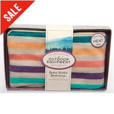 Heated Knitted Handwarmer Set