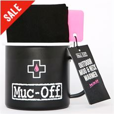 Outdoor Mug & Neck Warmer Gift Set