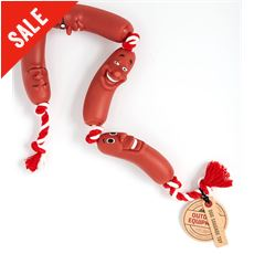 Dog Sausage Toy