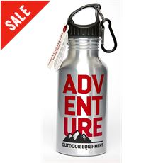 Aluminium Drinks Bottle (500ml)