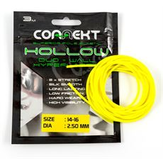 Connekt Hollow Pole Elastic Yellow 14 16 3mt