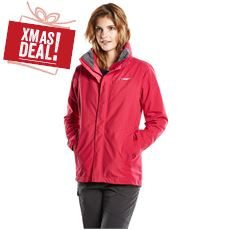 Women's Hillwalker 3-in-1 Jacket